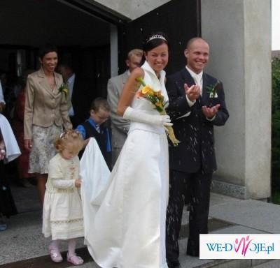 Suknia Ślubna Madame Zaręba !!!