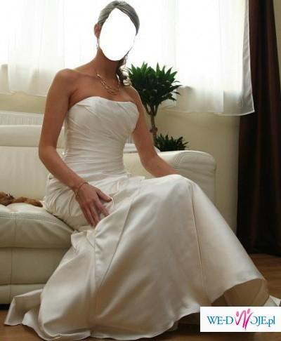 Suknia ślubna Madonna, Przepiękana!