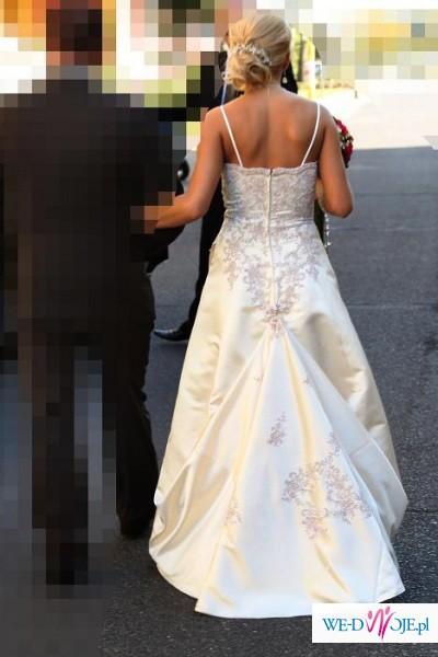Suknia Ślubna Miss Kelly model Pepino