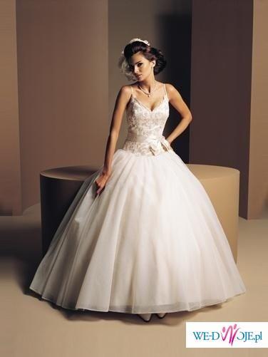 Suknia Ślubna MON CHERI Bridals 16200