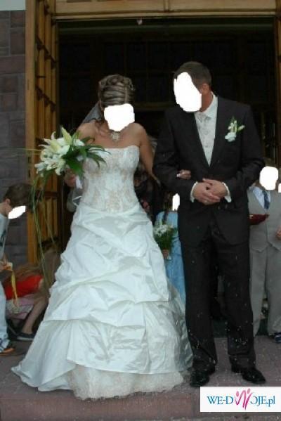 SUKNIA ŚLUBNA MORI FIRMY MARGARETT