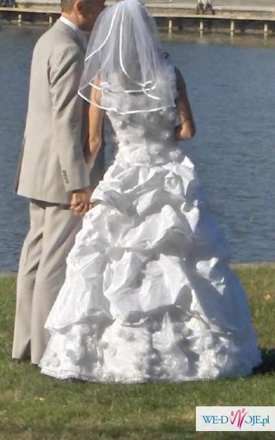 Suknia ślubna Na 160 Cm Wzrostu Autorski Wzór Profesjonalna