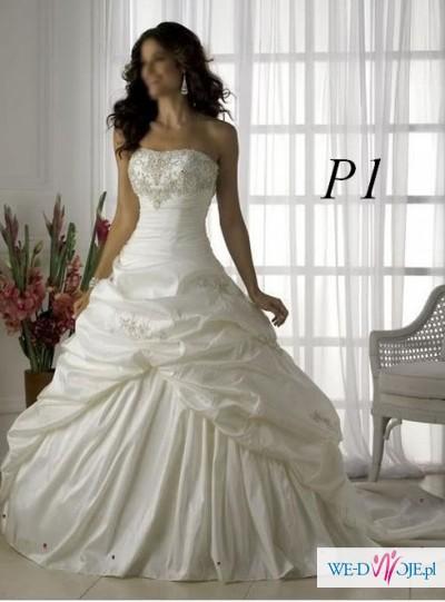Suknia ślubna od producenta