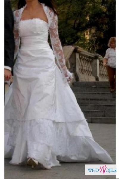 Suknia ślubna Racine firmy Cymbeline