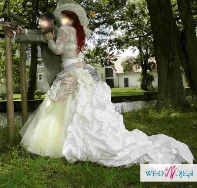Suknia ślubna Retro Karen Stan Idealny Suknia Twoich Marzeń Suknie