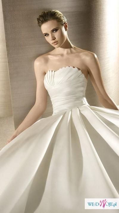 Suknia Ślubna Rozmiar 38 Princessa