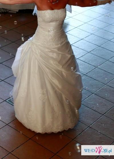 Suknia Ślubna Sincerity 3461! Super Stan - WARTO!