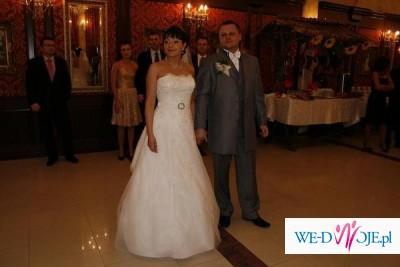 suknia ślubna sincerity 3504