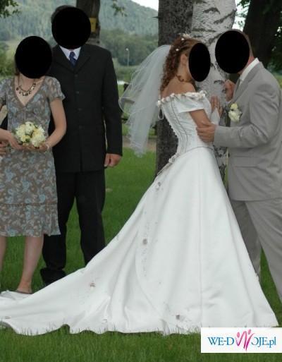 SUKNIA ŚLUBNA SINCERITY BRIDAL 2952