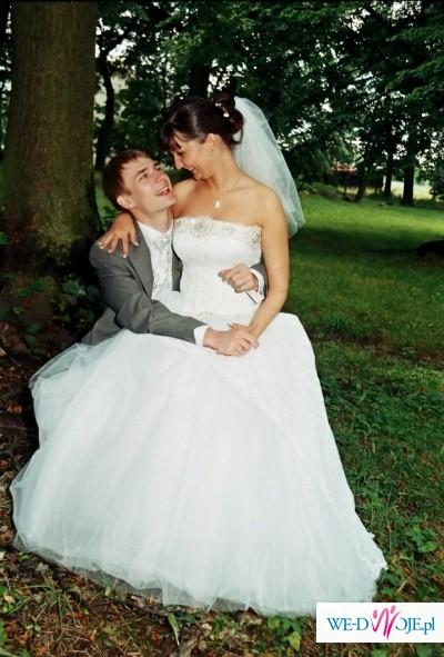 Suknia ślubna: SPOSA MANHATTAN