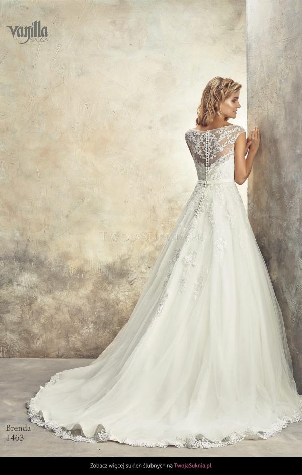 9c16ef440a Suknia ślubna Sposabella model Brenda 1463 - Suknie ślubne - Zdjęcie ...