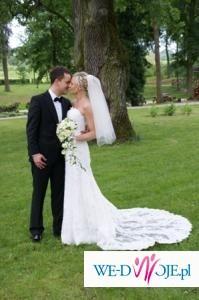 Suknia ślubna St.Patrick Bahamas, 38, SPEŁNIONE MARZENIE!
