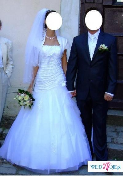 Suknia ślubna Sweetheart 5831 kolekcja 2008!!!