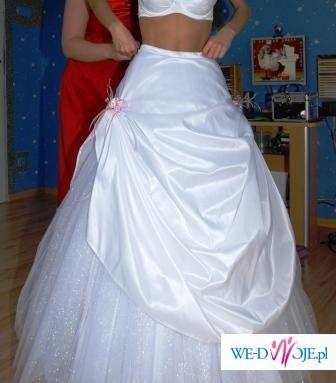 suknia ślubna -tanio