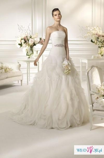 Suknia slubna White One - Noray