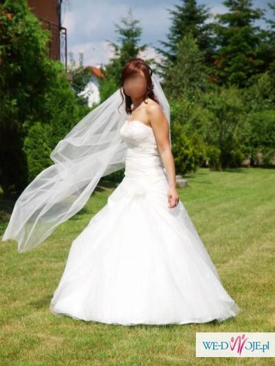 suknia ślubna za jedyne 400 zł
