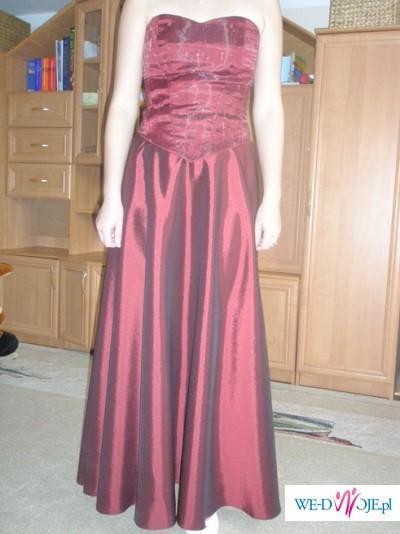 9ad5c2406b suknia wieczorowa - Suknie wieczorowe - Zdjęcie 1 - Ogłoszenie ...