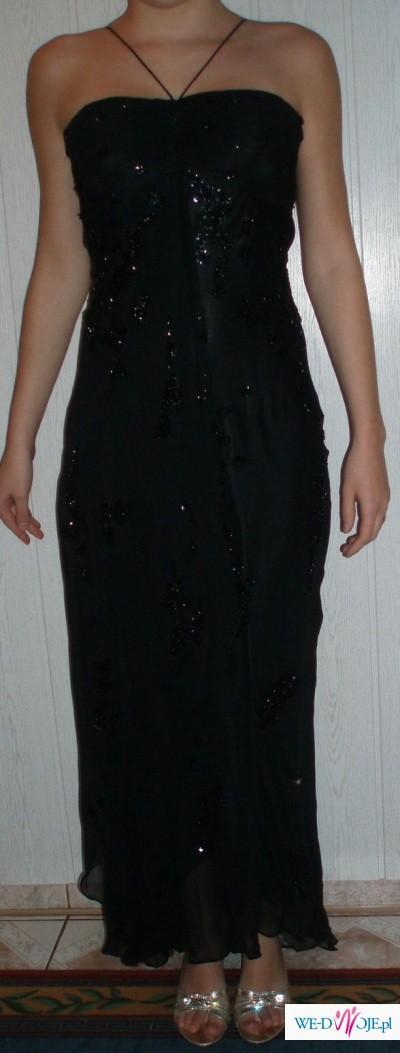 c67ca3bc7b suknia wieczorowa czarna firmy BICICI - Suknie wieczorowe - Zdjęcie ...