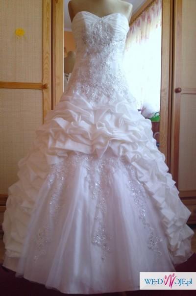 a957d1c61e Suknie ślubne Najtaniej. Cena poniżej kosztu wypożyczenia od 350 -750 zł