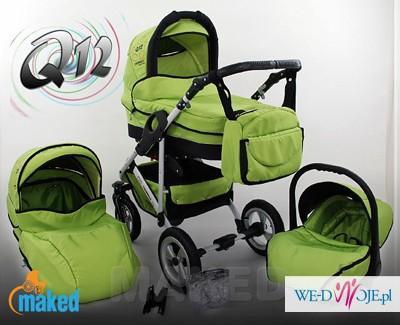 Wielofunkcyjny, nowoczesny i wygodny  wózek  na gwarancji!!!