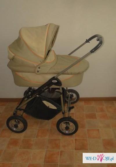 Wózek 3w1 Gondola, spacerówka, fotelik, TANIO!!!!