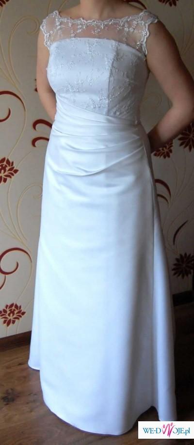 Wyjątkowa suknia ślubna na sprzedaż