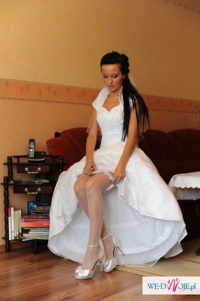 Wyjątkowa suknia ślubna Sheila!