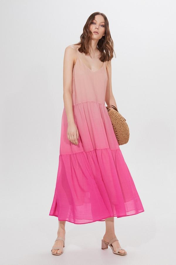 wyprzedaż w Mohito: maxi sukienka ombre