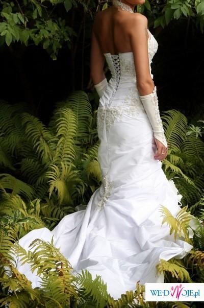 ZA PÓŁ CENY suknia GLAMOUR STYLE marilyn monroe