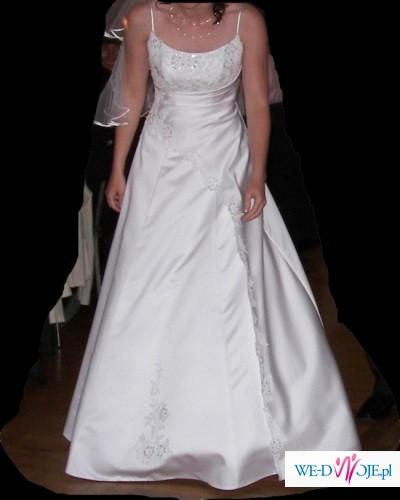 zachwycająca suknia firmy Afrodyta