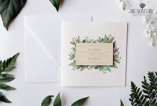 Zaproszenia ślubne I Okolicznościowe Różności ślub Wesele