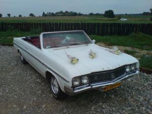 °1 auto do ślubu ! Skowronek - Buick Skylark Cabrio