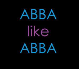 ABBA like ABBA SHOW