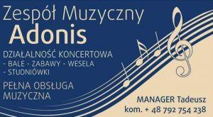 Adonis Zespół Muzyczny