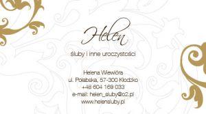 Agencja Helen - Śluby i inne uroczystości