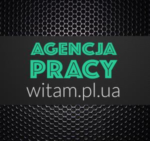 Agencja pracy witam.pl.ua