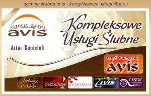 Agencja Ślubna Avis - Zespół Muzyczny Weselny