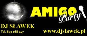 AMIGO PARTY DJ Sławomir Garnysz