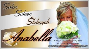 """Anabella"" Salon Sukien Slubnych"