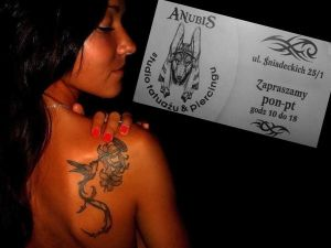 Anubis Studio Tatuazu I Piercingu Baza Firm Studio