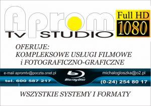 APROM TVSTUDIO