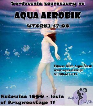 Aqua Aerobik Katowice Tysiąclecie