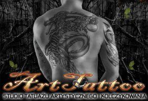 Art Tattoo Studio Tatuażu I Kolczykowania Baza Firm