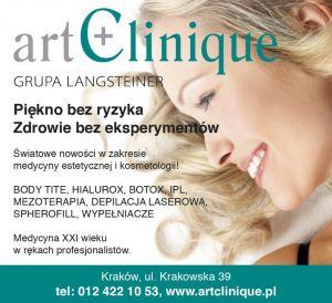 Artclinique Europejskie Centrum Zdrowia i Urody NZOZ Kraków