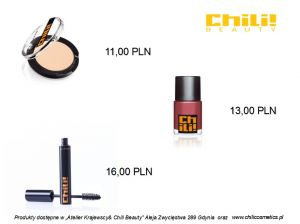 Atelier Krajewscy & Chili beauty