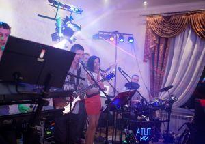 ATUTmix - zespół muzyczny 100% live