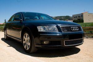 Audi A8 na wesela i inne okazje