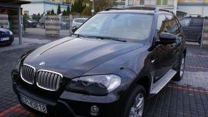 Auta do ślubu najnowsze  BMW X5
