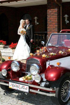 Auta Retro do ślubu