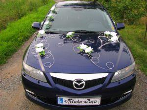 Auto do ślubu Oświęcim Kęty Wadowice Zator Libiąż Alwernia